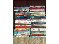 Various kids DVD's. 48 in total.