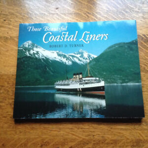 Those Beautiful Coastal Liners by Robert Turner