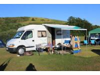 Renault Master AutoCruise CDI 120 motor home