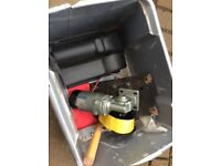 Wheelchair motor ( motor for pulling chair into car)