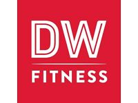 DW Fitness - Gym Open Weekend (Friday 9am Monday 10pm).