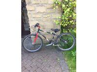 Decathlon Rockrider mountain bike 24inch