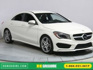 2014 Mercedes Benz CLA CLA 250 A/C BLUETOOTH MAGS