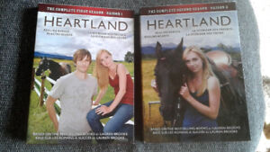 Complete DVD Seasons 1 and 2 Of Heartland