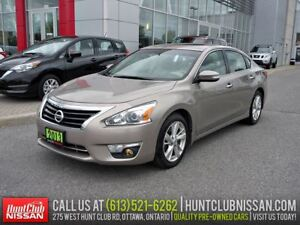 2013 Nissan Altima 2.5 SL | Navigaton, Sunroof, Leather Htd Seat