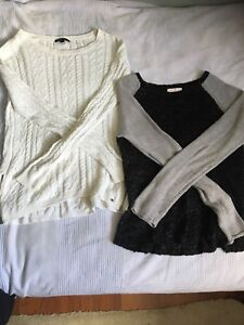 Lot of 2 Sweaters $10 for both