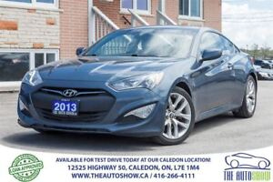 2013 Hyundai Genesis Coupe 2.0T | ACCIDENT FREE