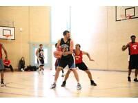 Male Basketball Players