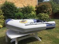 Zodiac cadet 240 Aero. Inflatable boat