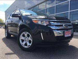 2013 Ford Edge SEL AWD !!! Accident Free !!!