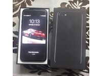 iPhone 7 256gb Jet Black Boxed For Sale Open To All Networks