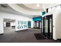 Pure Gym Buddies - Barrow Road