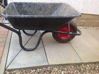 Chillington Wheelbarrow - 85ltr - Pneumatic Wheel