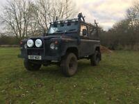 1989 300TDI Land Rover Defender 90
