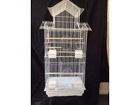 Attractive bird cage