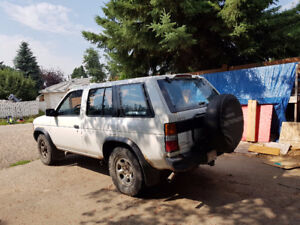 1994 Nissan Hardbody 4x4 for Parts or Repair