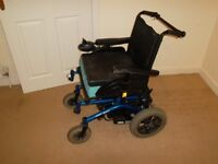 Invacare, Mirage Mode,l Electric Wheelchaair