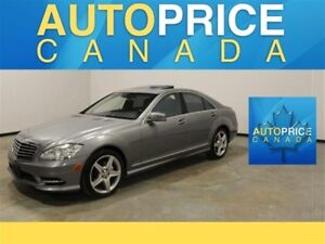 2010 Mercedes-Benz S550 Plug-In Hybrid S450|4MATIC|AMG APPERE...