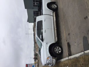 2012 Dodge Power Ram 2500 White Pickup Truck