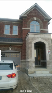 BRAND-NEW END UNIT TOWNHOUSE IN BOLTON/CALEDON!!!