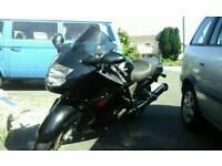 Honda Cbr blackbird 1100xx