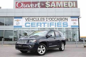 2016 Jeep COMPASS 4WD HIGH ALTITUDE