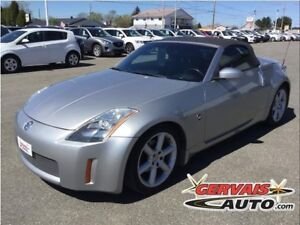 Nissan 350Z Convertible Cuir A/C MAGS 2004