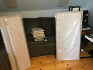2/3 of PRIMACOUSTIC London 12 - Room Kit acoustic treatment