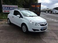 Vauxhall Corsavan 1.3CDTi 16v ecoFLEX **NO VAT**