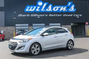 2013 Hyundai Elantra GT GT SE LEATHER! NAVIGATION! SUNROOF! $54/