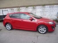 Mazda 3 Sport,5 dr hatchback,FSH,2 keys,sports interior,keyless entry,keyless go,sporty looking car
