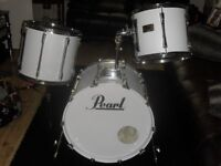 pearl session elite drums maple