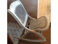 1930 rocking chair