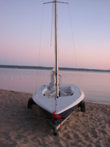 Vanguard 15 Sailboat