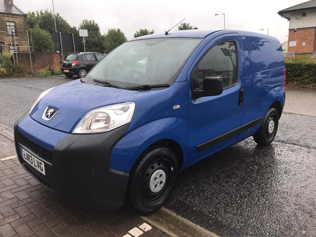 2013 Peugeot Bipper 1 4 Hdi Ex Euro Car Parts Long Mot Superb Engine