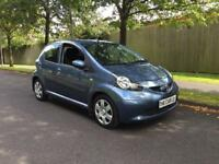 2008 Toyota Aygo 5 door, Only 38,000 miles, 1 lady owner from new!, Full Service history