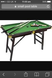 Pool table £35 CHEAP