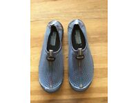 Size 7 water shoes ideal for holiday. New