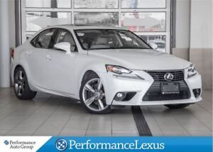 2015 Lexus IS 350 LUXURY