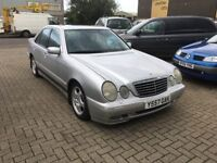 Mercedes E320 CDi Avantgarde....Auto....2 owners From New....October MOT...P/X to Clear