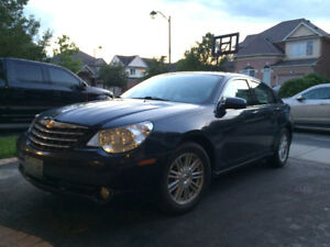 2007 Chrysler Sebring Sedan Certified
