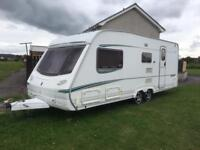 Abbey Spectrum Caravan Twin Axle