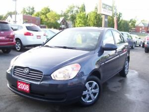 2008 Hyundai Accent GLS,One Owner, No accident