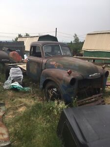 1948 Chevy project 1/2 ton
