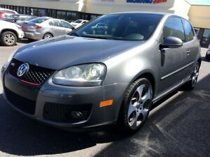 2009 Volkswagen GTI DSG CUIR TOIT OUVRANT EXTRA CLEAN