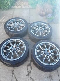 OZ Racing Prodrive Alloy Wheels 18""