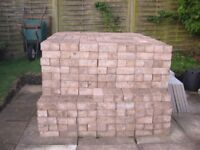 Red Brick Pavers 20cm x 10cm