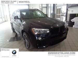 2016 BMW X3 xDrive35i M SPORT PREMIUM ENHANCED PKG