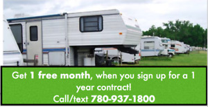$50 off your Storage contract! 5 min off Anthony Henday!