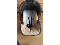 Hauck baby car seat